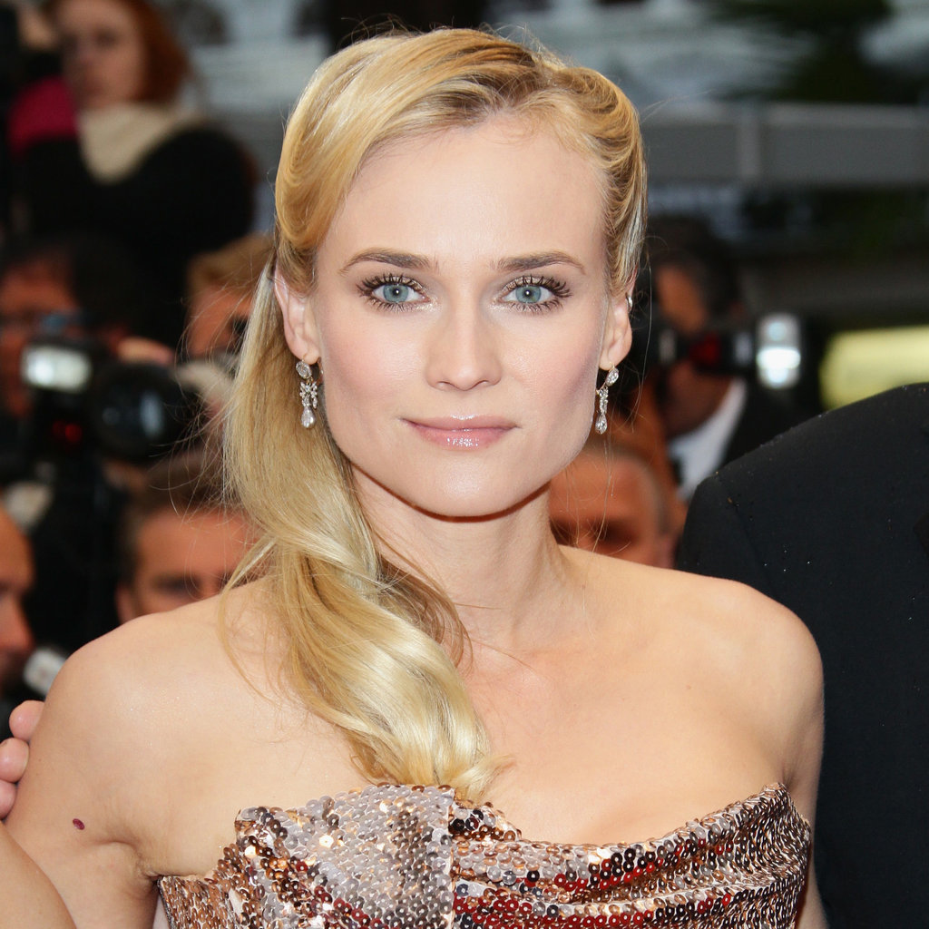 Diane Kruger at the Amour Premiere