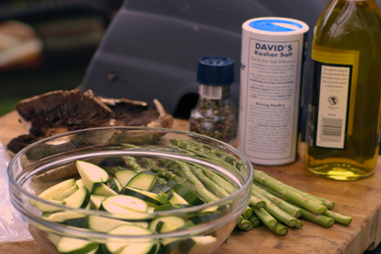 The Secret to Perfect Grilled Vegetables