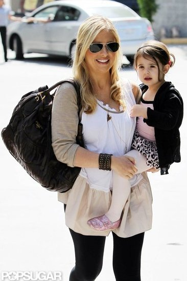 Sarah Michelle Gellar carried Charlotte Prinze.