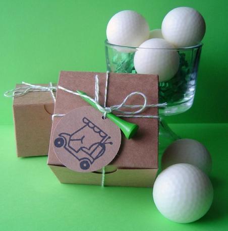 Golf Balls Soap