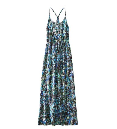 The standout print gives this everyday maxi a fresh, Summer-perfect vibe. Mossimo Women's Racer Back Maxi Dress ($32)