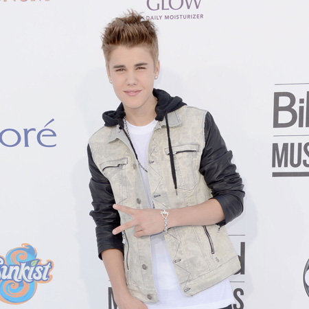Justin Bieber Pictures at 2012 Billboard Music Awards