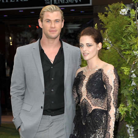 Kristen Stewart and Chris Hemworth Coming to Australia to Promote Snow White and the Huntsman