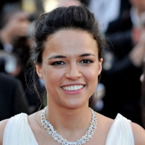 Michelle Rodriguez at the Killing Them Softly Premiere