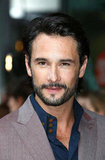 "Rodrigo Santoro looked handsome as he walked the red carpet for the ""What to Expect When You're Expecting"" premiere in London."