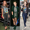Celebrities Vintage T-Shirt Trend 2012