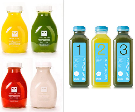 BluePrint and Juice to You: A Comparison