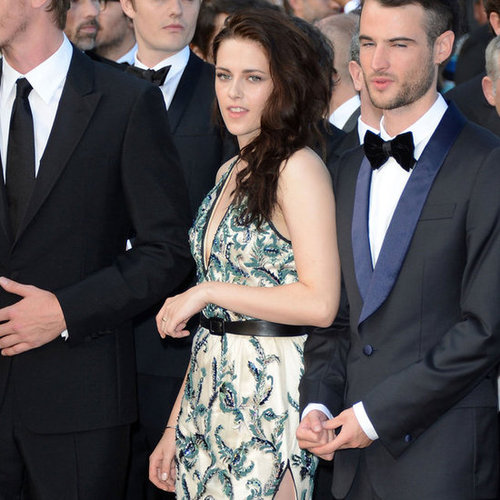 Kristen Stewart On the Road Cannes Premiere Pictures