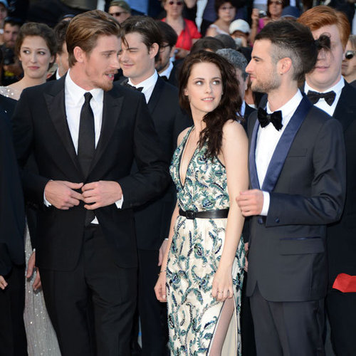 On the Road Cannes Premiere Picture