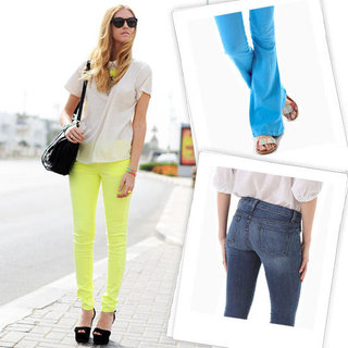 Best Jeans Guide Summer 2012