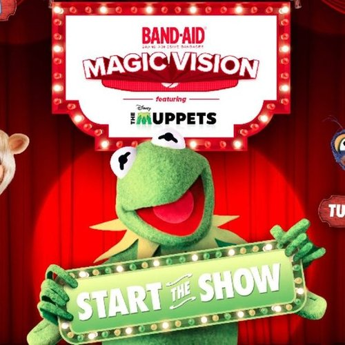 Muppet Band-Aid App For Kids