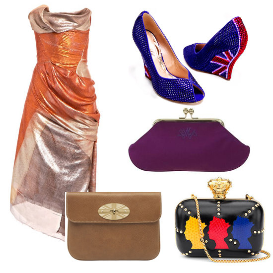 Made For a Monarch — Diamond Jubilee Luxury Fashion
