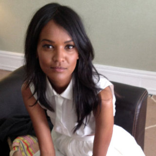 Liya Kebede at Cannes: Interview and Makeup Tips