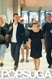 Reese Witherspoon Touches Down in Cannes With Jim Toth
