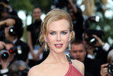 Nicole Kidman looked stunning as always at the Cannes Film Festival.