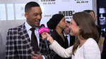 "Video: Hear Will Smith Rap and Reveal MIB 3's ""Secret Weapon"""