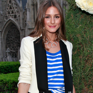 Olivia Palermo at Faberge Store Opening in NYC
