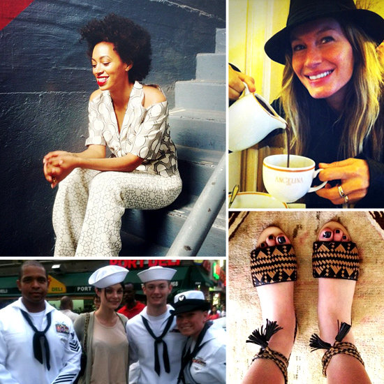 Celebrity Social Media Pictures Week of May 24, 2012