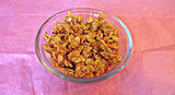 Healthy Carrot Cake Granola