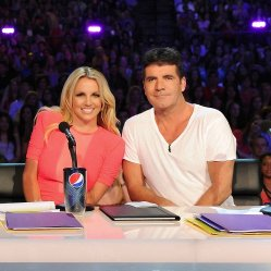 Britney Spears on The X Factor Picture