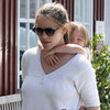 Jennifer Garner Shops With Seraphina Affleck Pictures