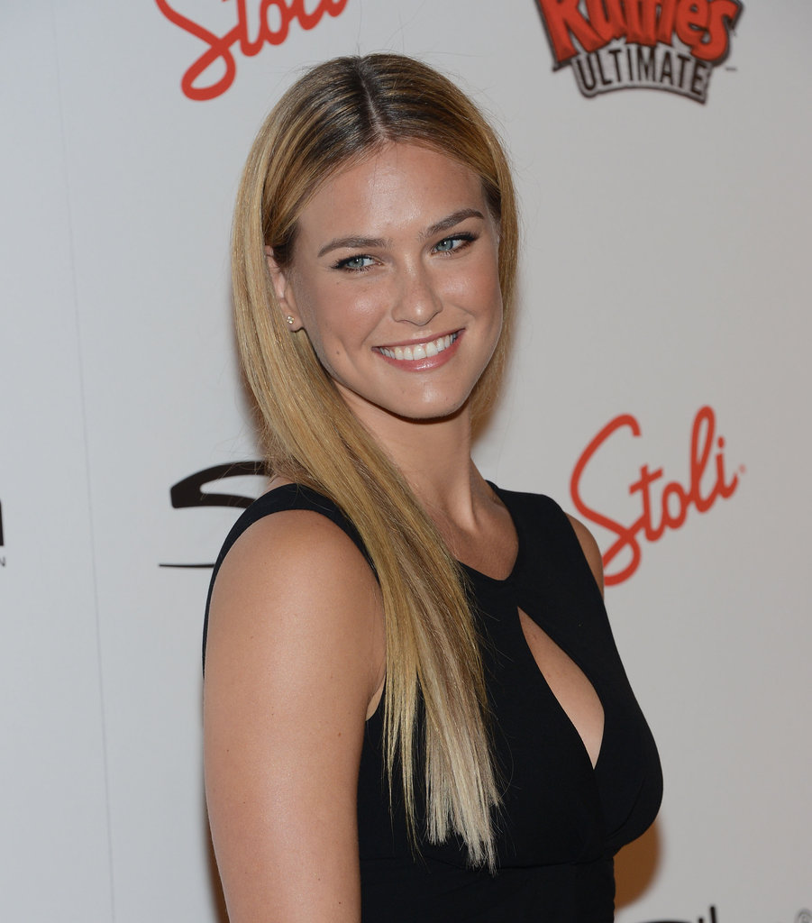 Bar Refaeli came out to celebrate her top No. 1 spot on the Maxim Hot 100 List.