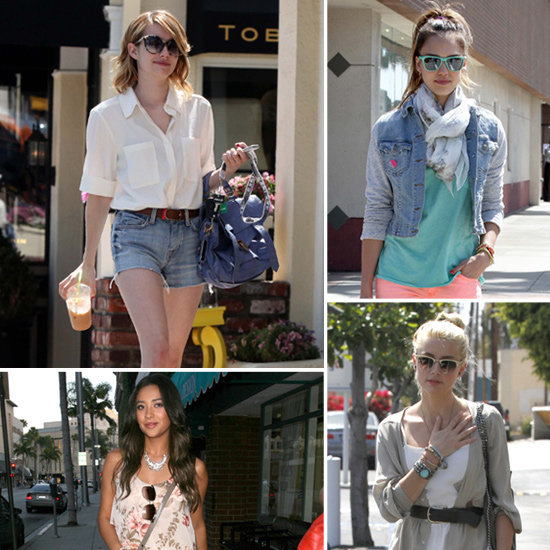 Seeking Memorial Day styling inspiration? Get it all from some of our favorite celebs.