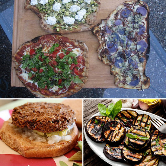Because Everyone Deserves BBQ: Vegetarian Mains For the Grill