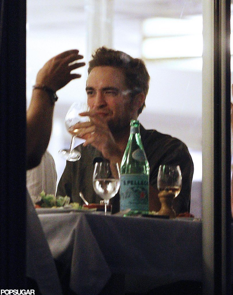 Matthew McConaughey and Robert Pattinson Are a Double Dose of Hotness in France