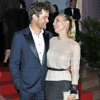 Diane Kruger and Joshua Jackson Leaving Cannes Pictures