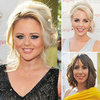 BAFTA TV Awards Red Carpet MAC Beauty Looks 2012