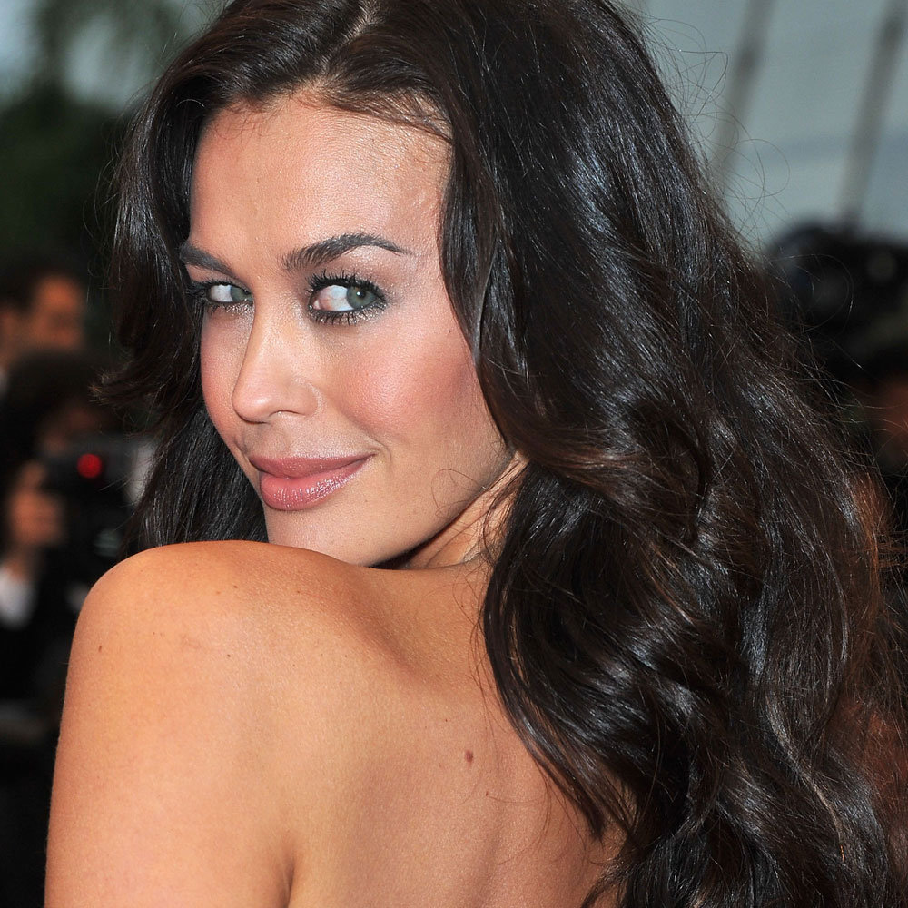 Megan Gale at the Closing Ceremony and Therese Desqueyroux Premiere