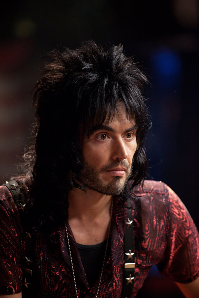 Russell Brand in Rock of Ages. Photos courtesy of Warner Bros.