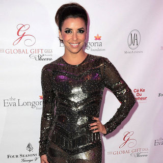 Eva Longoria Hosts Global Gift Gala Pictures