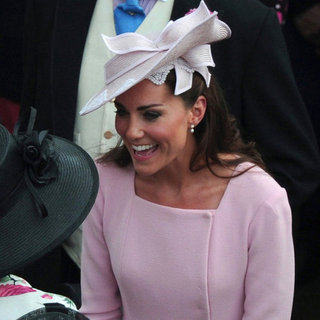 Kate Middleton Pictures at Queen Elizabeth Jubilee Royal Tea