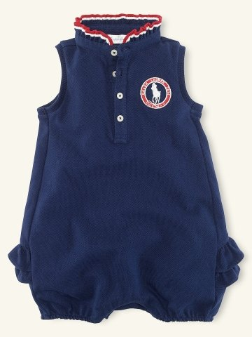 Infant Girls Team USA Bubble ($45)