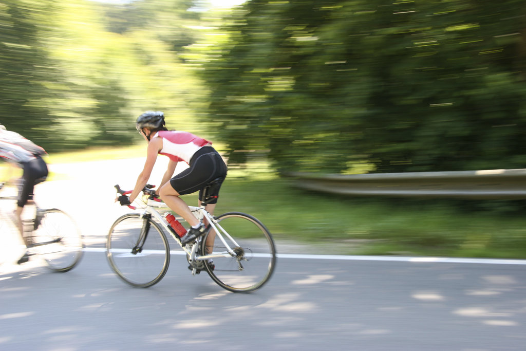 Compete in a Cycling Race
