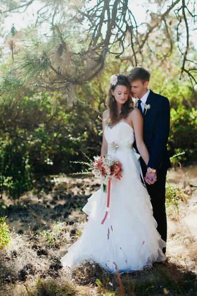 Storybook Forest Wedding