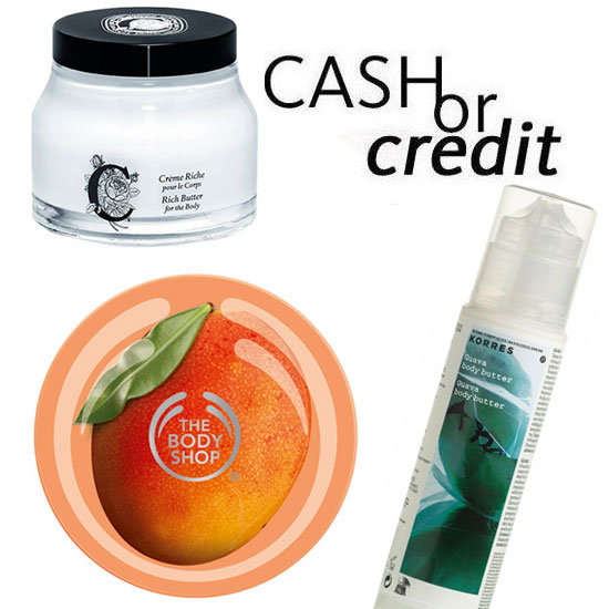 Cash or Credit: 5 New-Season Body Butters