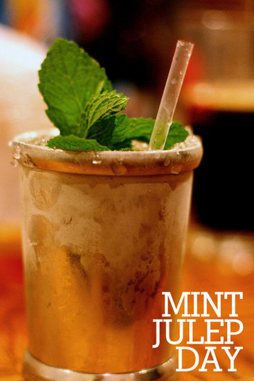 6 Steps to Celebrating Mint Julep Day