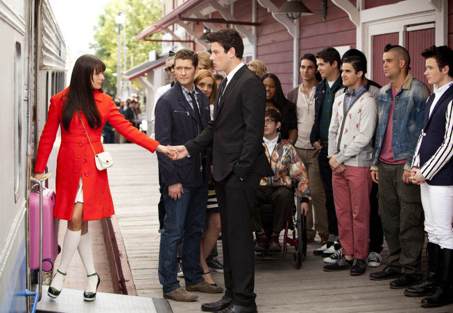 Saddest Goodbye: Finchel