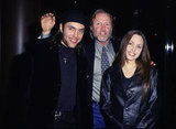 Jon Voight marked the 25th anniversary of Midnight Cowboy with James Haven and Angelina Jolie in LA in February 1994.