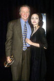 Angelina Jolie celebrated her supporting actress of the year honor with her dad, Jon Voight, at the ShoWest Awards in Las Vegas during March 2000.