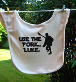 Star Wars Organic Cotton Bib ($13)
