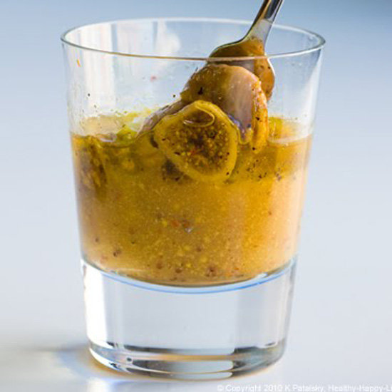 Zesty Fig Vinaigrette