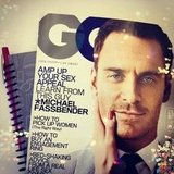 I had to check out Michael Fassbender's interview in GQ.