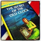 Bydebbie took things back, way back, with this Nancy Drew mystery.