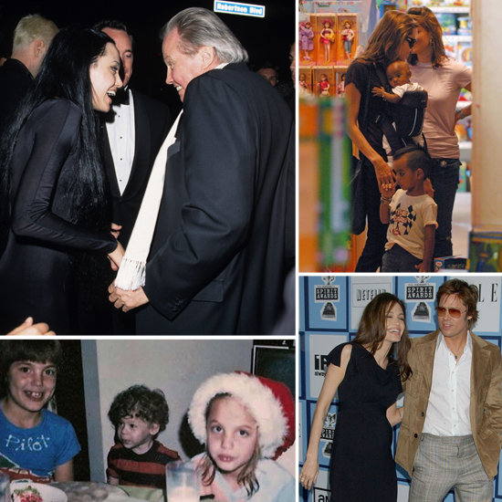 Celebrate Angelina Jolie's 37th With a Look Back at Her Life