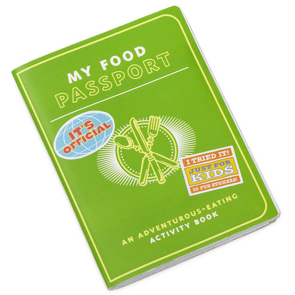 My Food Passport ($10)