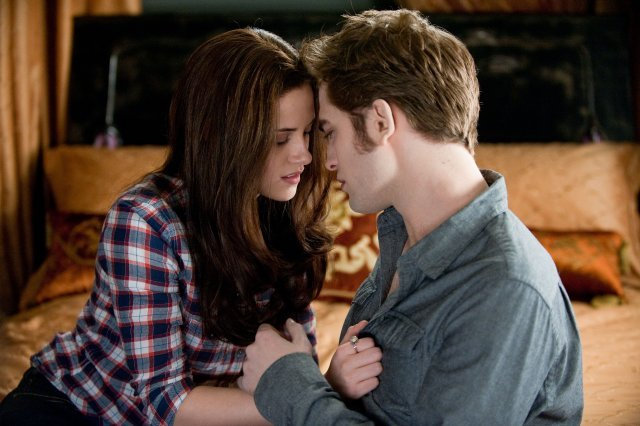 Kristen Stewart and Robert Pattinson, 2011
